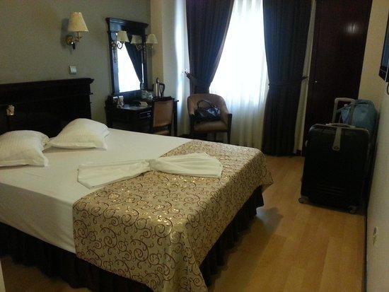 Laleli Gonen Hotel: room 201