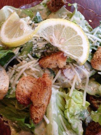 17th Street Grill at Timberlake Lodge : Caesar salad