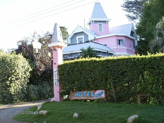Alihuen hotel sierra de la ventana argentina pensi n for Que hacer en sierra de la ventana