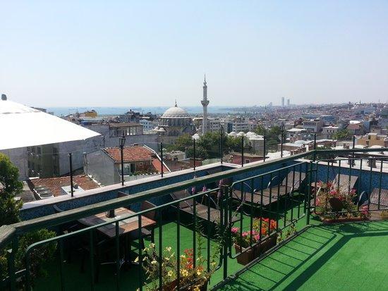 Laleli Gonen Hotel: relax