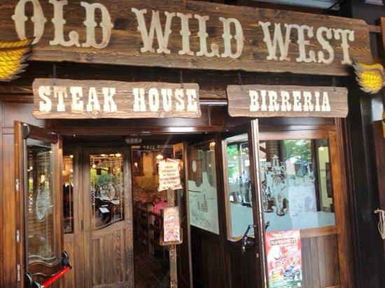 Old wild west casalecchio di reno via aldo moro 64 for Hotel casalecchio di reno vicino unipol arena