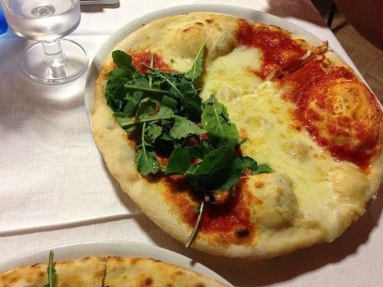 La Valle Verde Hotel: Pizza Italia