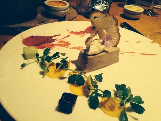 Oddfellows: Mackerel parfait an absolute must .