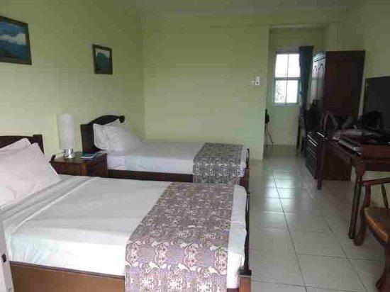 Celyn Resort Kinabalu: Habitación