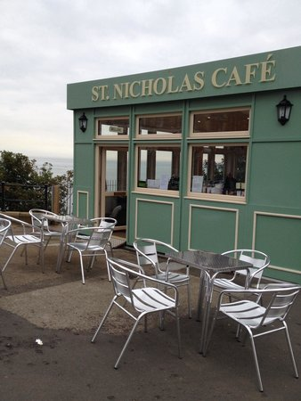 St Nicholas Cafe