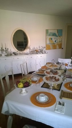 B&B Faro: Breakfast