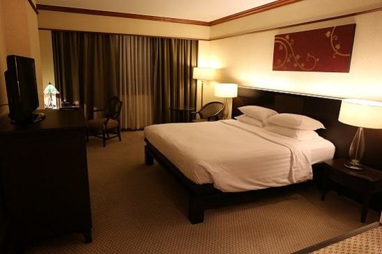 The Sukosol: スコソルホテル 客室