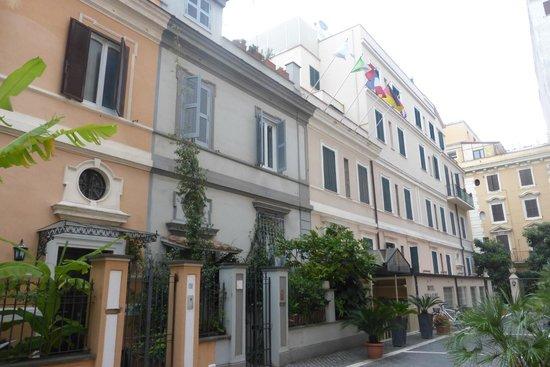 Hotel Villa Glori Rome Tripadvisor