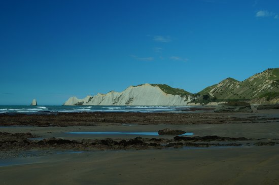 Cape Kidnappers: Cape