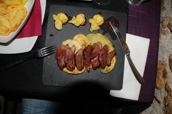 Gotim: Delicious duck