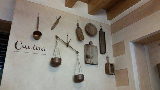 Trattoria Avanguardia : Cucina