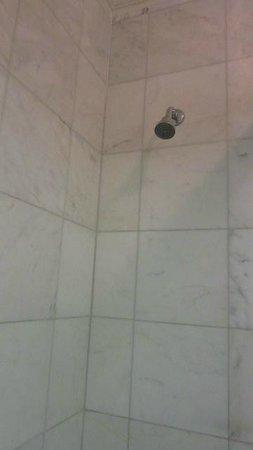 Pine Inn: fixed shower - how I hate you ...