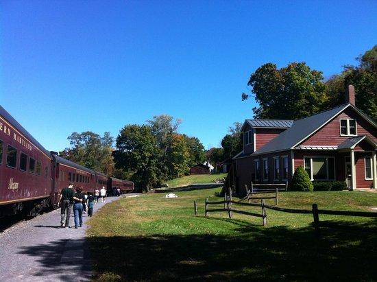 Frostburg Depot