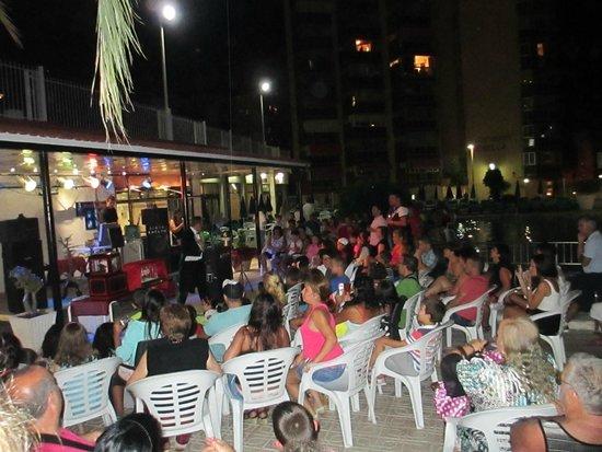 Cabana Hotel: DIVERTIDO