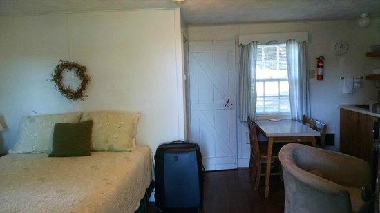 Llangolan Inn & Cottages: Inside of Cottage 4