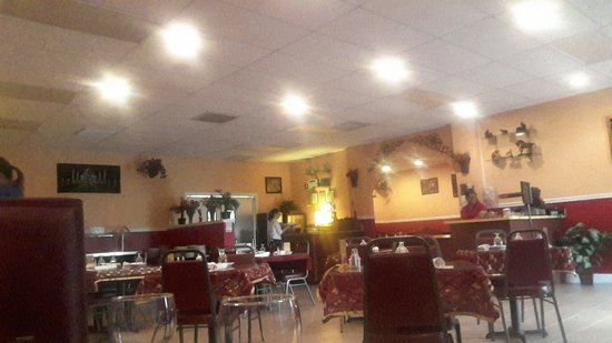 Taste of Punjab: All new restaurant looks great