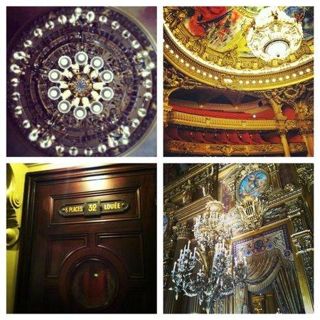 Paris Walks : Palais Garnier