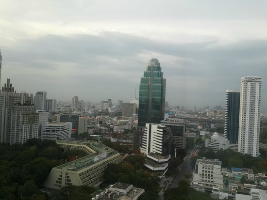 Sivatel Bangkok : View form the room
