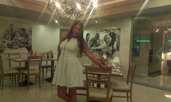 Tosca Restaurant: beautiful place!