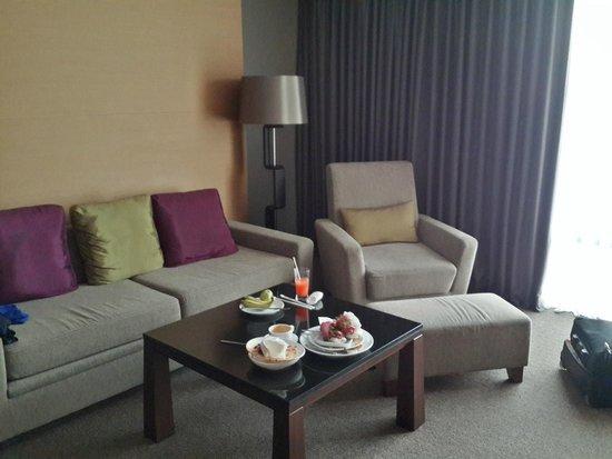 Sivatel Bangkok: The room