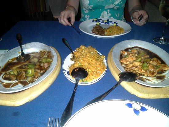 Wytukai : Main dishes with rice
