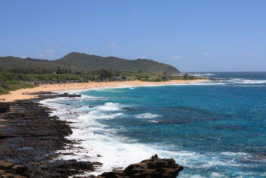 Makapu'u Beach: panorama