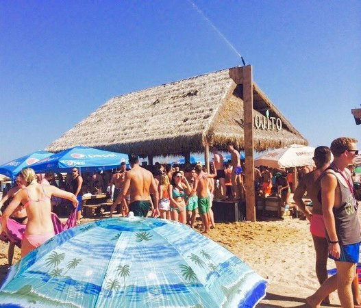 Golden Sands, Bulgaria: Лето 2014 Mojito Bar