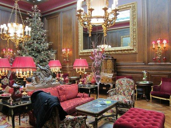 Hotel Sacher Wien: Hotel interiors