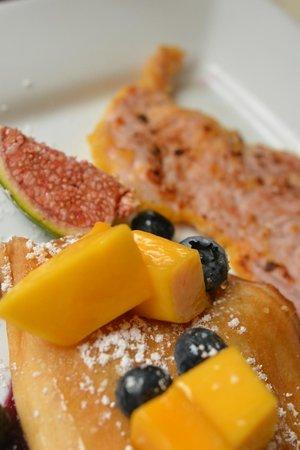 Abbeymoore Manor Bed and Breakfast Inn : 朝食