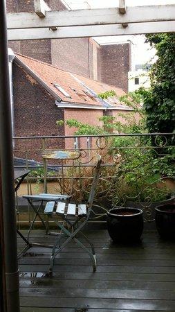Bed & Breakfast Maryline: il terrazzino