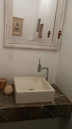 Bed & Breakfast Maryline: bagno