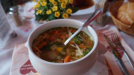 Bier Adam: Овощной суп