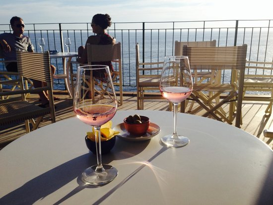 Vernazza Winexperience : Drinks and nibbles
