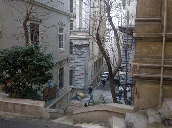 The Camondo Steps - Picture of Kamondo Stairs, Istanbul ...