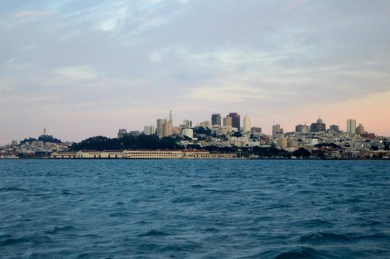 Captain Chuck's Charters: San Francisco
