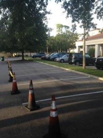 SpringHill Suites Sarasota Bradenton : Parking Lot