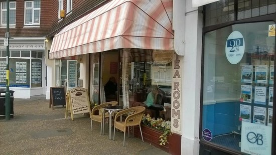 Bondwood Tearooms
