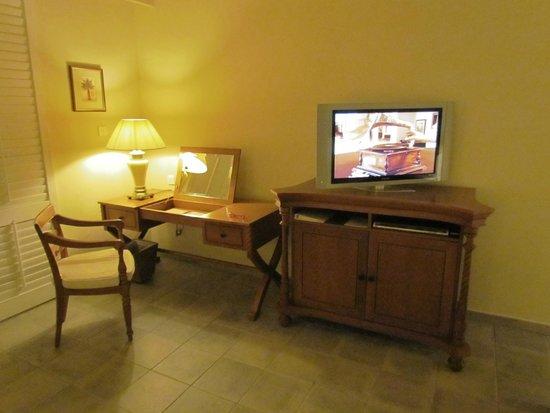 The Residence Mauritius: Detalhe do quarto