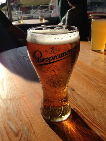 The Red Barn: Staropramen