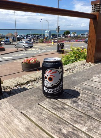 The Red Barn: Pistonhead Lager