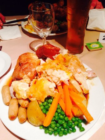 The Suncliff Hotel: Lovely food