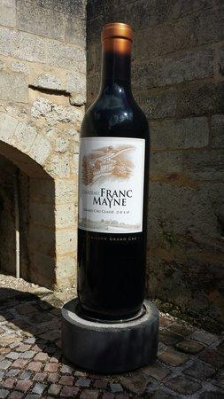 Chateau Franc Mayne