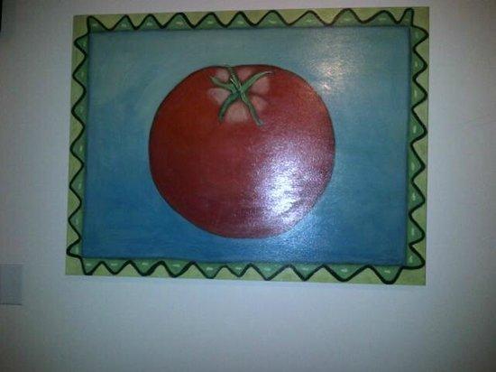 Toni Bulloni's Italian Restaurant : freshest tomatoes