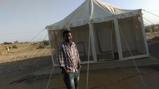 Haveli Hotel: desert stay