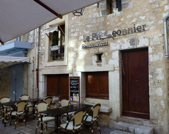 Le Pigeonnier: Un super restaurant !