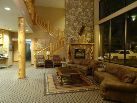 The Lodge at Mount Rushmore : Lobby