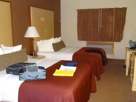The Lodge at Mount Rushmore : Room