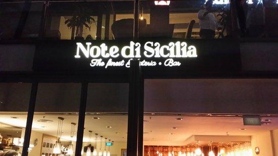 Note di Sicilia