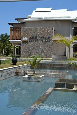 Palm Beach Resort & Spa: réception