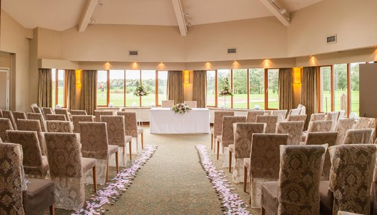 BEST WESTERN Garstang Country Hotel and Golf Centre: Ceremony